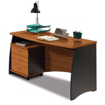 Stilo 3 Drawer Desk