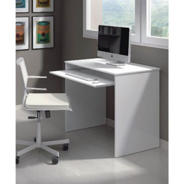 Blanco Small Study Desk