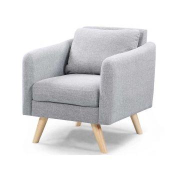 Longdon Lounge Fabric Armchair