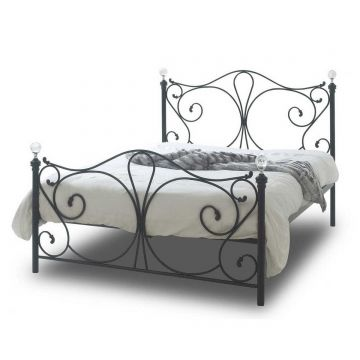 Sherry Metal Bed
