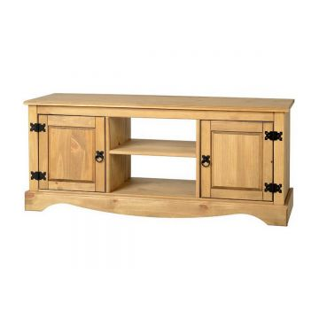 Corona 2 Door 1 Shelf TV Unit