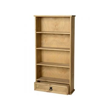 Corona 1 Drawer DVD Rack