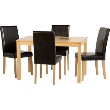 """Wexford 47"""" Dining Table with 4 G3 Chairs"""