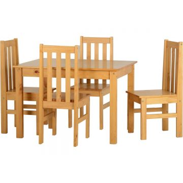 Ludlow Oak Dining Set
