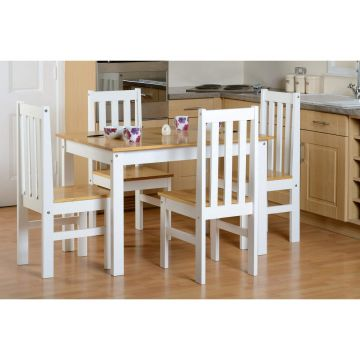 Ludlow Dining Set with 4 Chairs