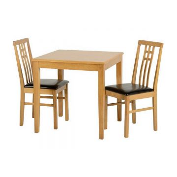 Vienna Dining Table with 2 Chairs