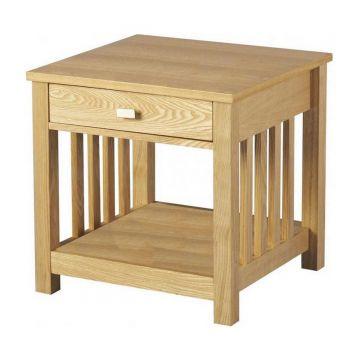 Ashmore 1 Drawer Lamp Table