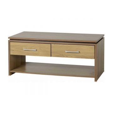 Charles 2 Drawer Coffee Table