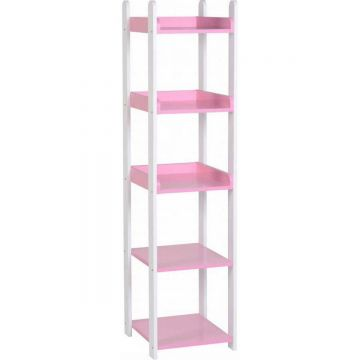 Lollipop 5 Shelf Bookcase/ Display Unit