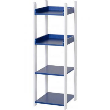 Lollipop 4 Shelf Bookcase/ Display Unit