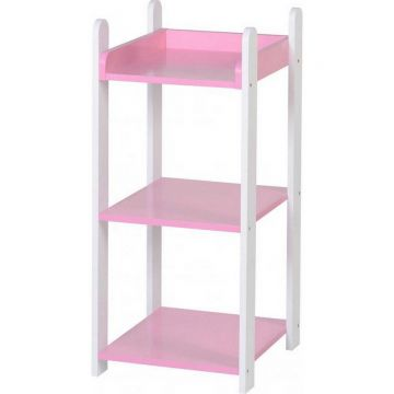 Lollipop 3 Shelf Bookcase/ Display Unit