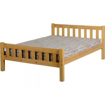 Carlow Wooden Bed