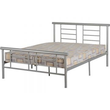 Lynx 4ft6 High Foot End Bed
