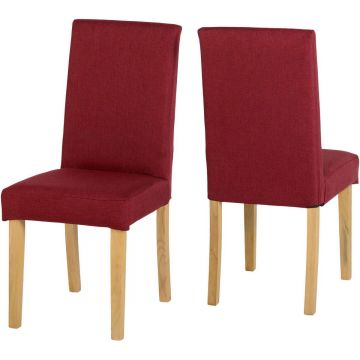 Dorian Fabric Dining Chair