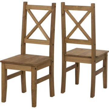 Salvador Wooden Dining Chair
