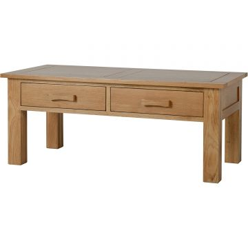 Stratford 2 Drawer Coffee Table