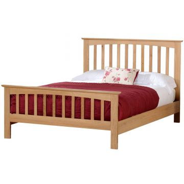Stratford High Foot End Bed