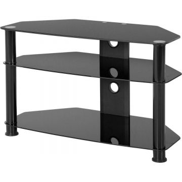 Berlin Glass TV Stand