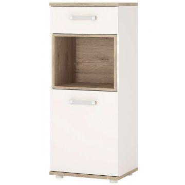 4KIDS 1 Door 1 Drawer Cabinet