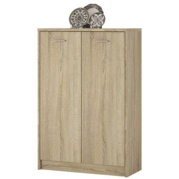 4YOU Tall 2 Door Cupboard