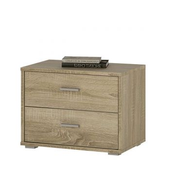 4YOU 2 Drawer Low Chest/ Bedside