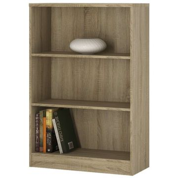 4YOU Medium Wide Bookcase