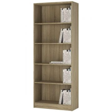 4YOU Tall Wide Bookcase