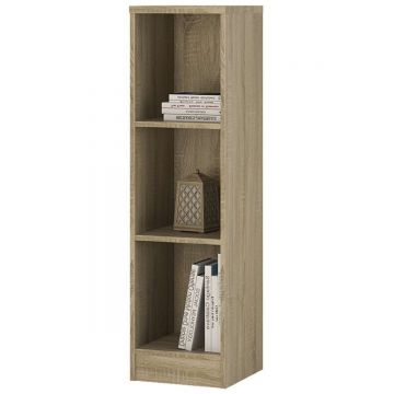 4YOU Medium Narrow Bookcase