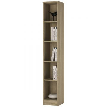 4YOU Tall Narrow Bookcase