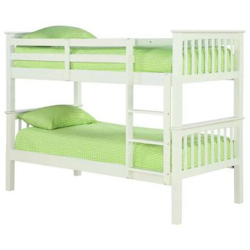 Leo Wooden Bunk Bed