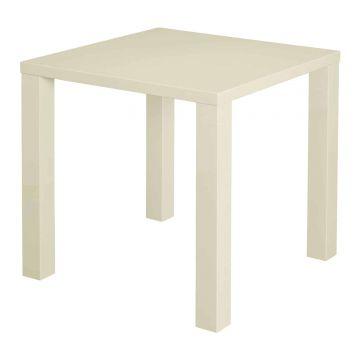 Puro Cream 79cm Square Dining Table