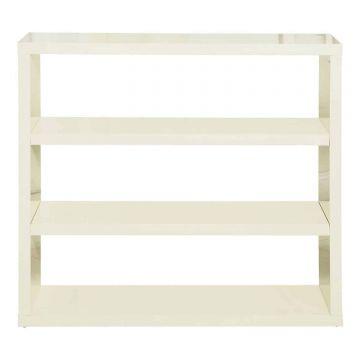 Puro Cream Bookcase
