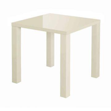 Puro Cream End / Lamp Table