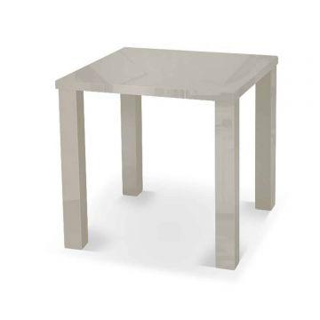 Puro Stone 79cm Square Dining Table