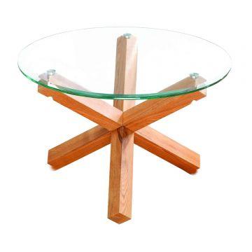 Oporto Glass Coffee Table