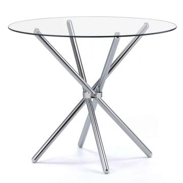 Casa Glass Dining Table