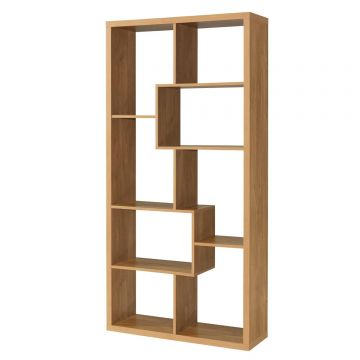 Quebec Shelving Display Unit