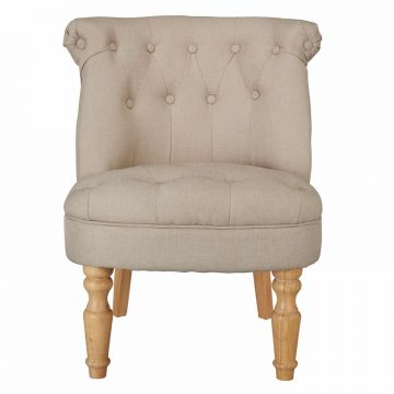 Charlotte Fabric Lounge Chair