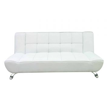 Vogue Leather Sofa Bed