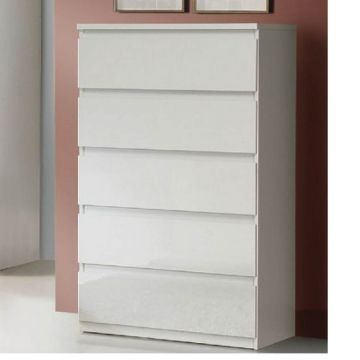 Louise 5 Drawer Tall Chest