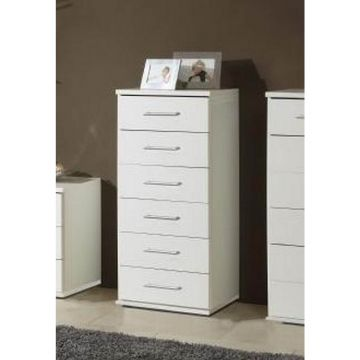 Venice 6 Drawer Narrow Chest