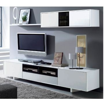 Belas TV Stand & Wall Cabinet