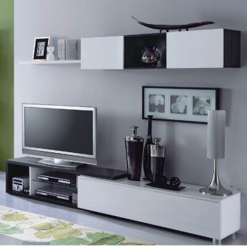 Naila TV Stand & Wall Cabinet