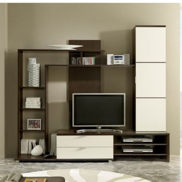 Milan TV Stand & Wall Cabinet