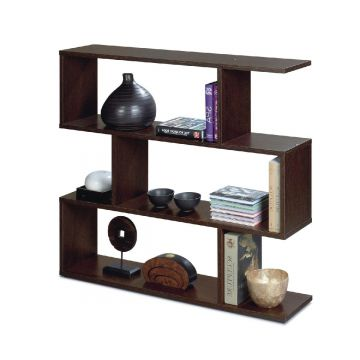 Zing Short Bookcase