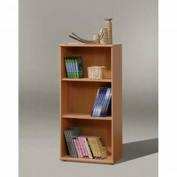 Tempra Short Narrow Bookcase