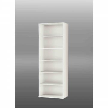 Tempra Tall Wide Bookcase