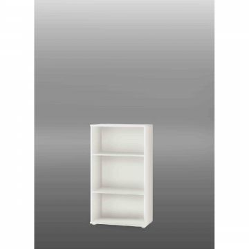 Tempra Short Wide Bookcase