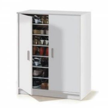 Zuldy Large Shoe Cabinet (30 Pairs)