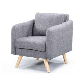 Longdon Lounge Fabric Armchair
